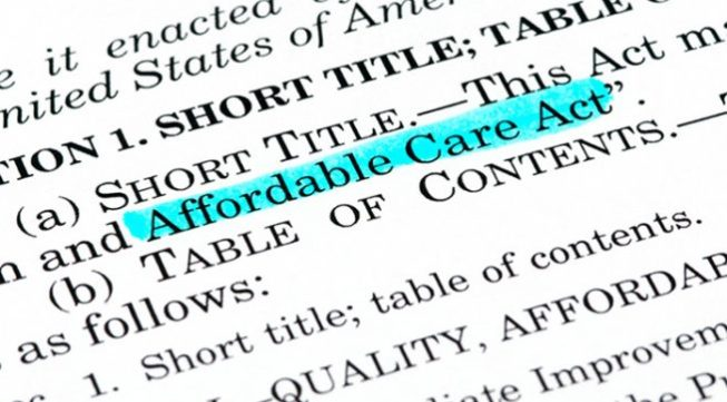 Affordable Care Act Document