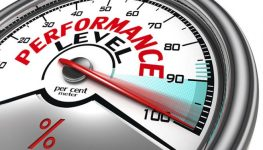 Efficiency leads to performance