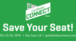 Early-Bird Discount: QuickBooks Connect