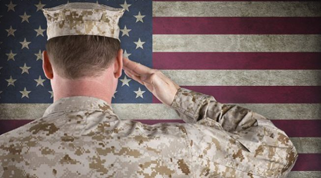 military and tax law