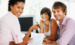 accountant with tax clients