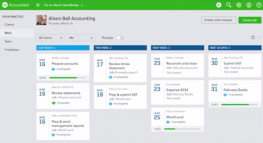New! QuickBooks Online Accountant Practice Management