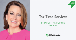 Firm of the Future Profile: Tax Time Services