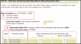Handling Multi-State Returns in ProSeries®