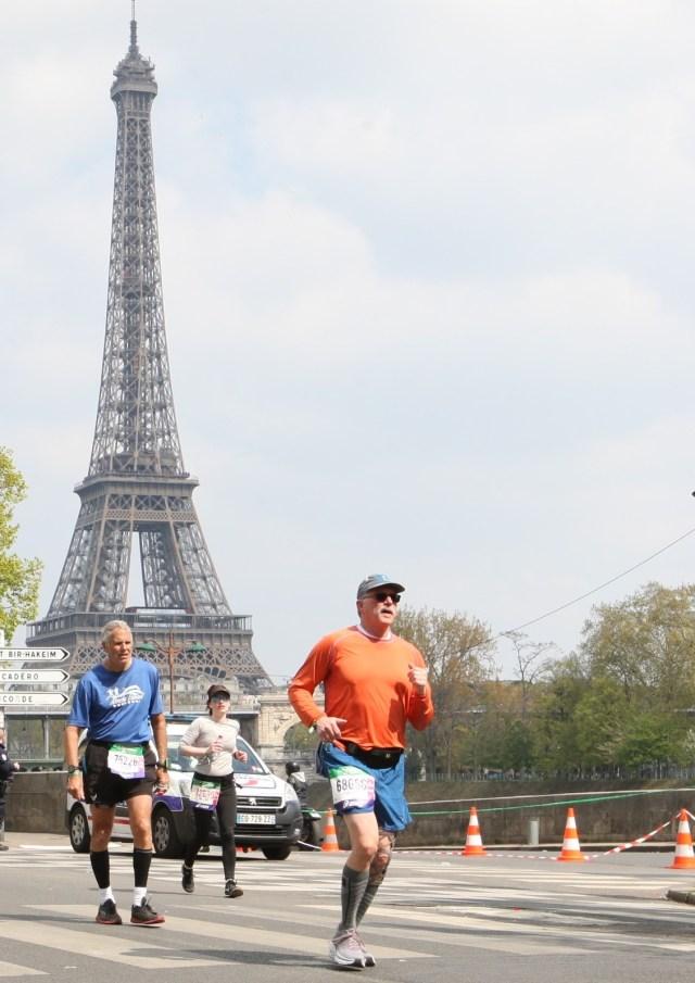 Fred Leffler Paris Tower