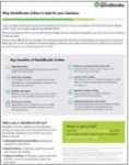 Why QuickBooks is Right for Your Business