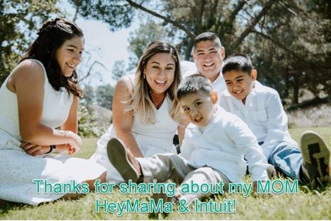 Family Example Mariette Martinez