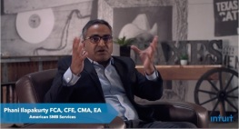 Phani Ilapakurty, FCA, CFE, CMA, EA, on how the cloud makes his firm more efficient
