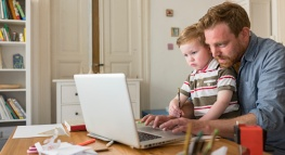 How to manage your kids when you're working from home