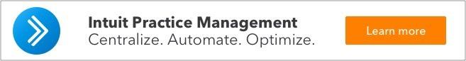 intuit practice management