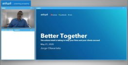 Better together: keynote presentation from Jorge Olavarrieta