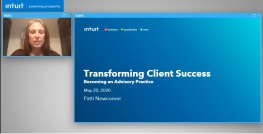 Transforming client success: keynote presentation from Patti Newcomer