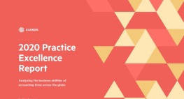 2020 Practice Excellence Report provides 10 key insights to streamline services and operations