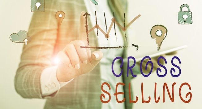Cross selling tax services