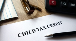 IRS tool helps low-income families register for monthly Child Tax Credit payments
