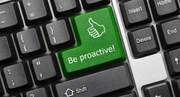 A proactive approach to client service