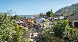 How does taxpayer relief happen after a major disaster?